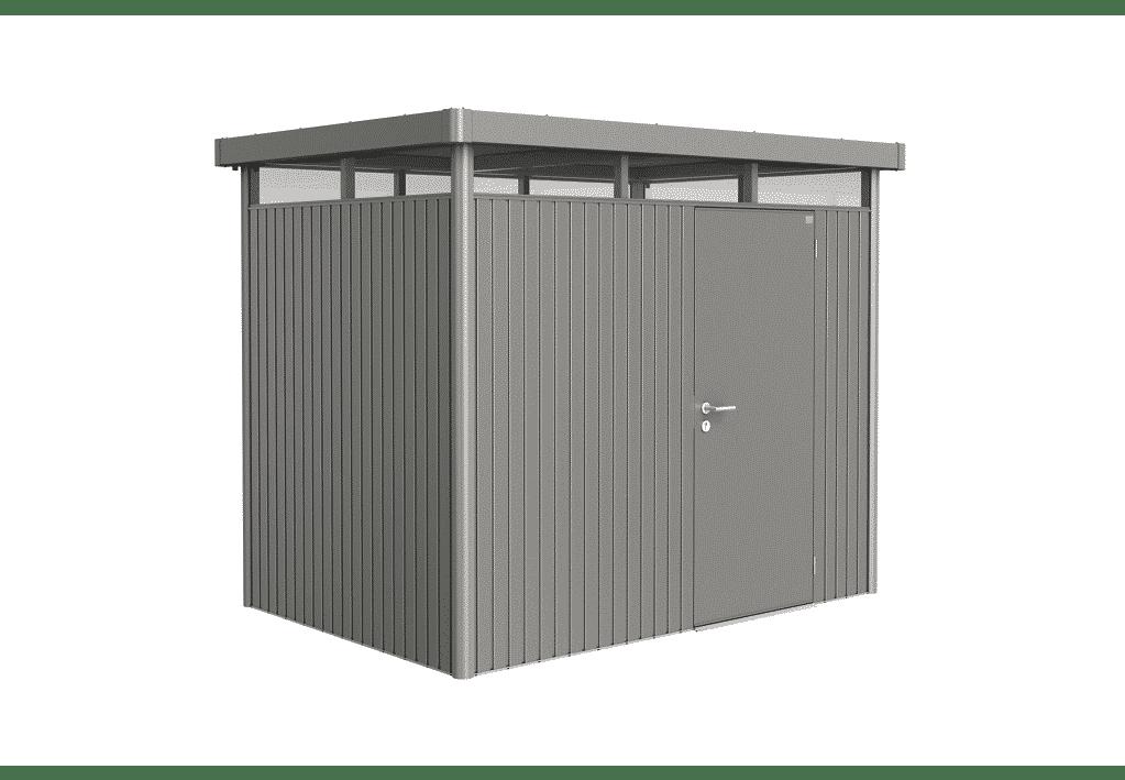 Caseta de aluminio cuarzo Highline