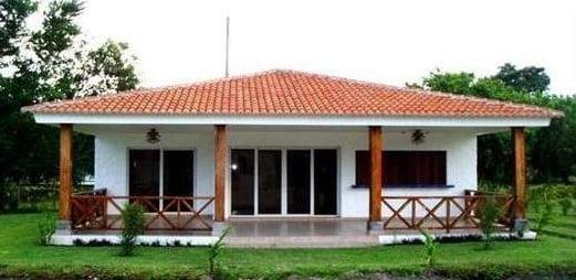 Casa de Hormigón Alameda