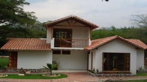 Casa de Hormigón Roble