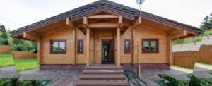 Casa de Madera Sierra