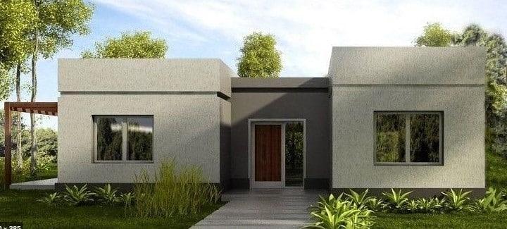 Casa industrializada Cala