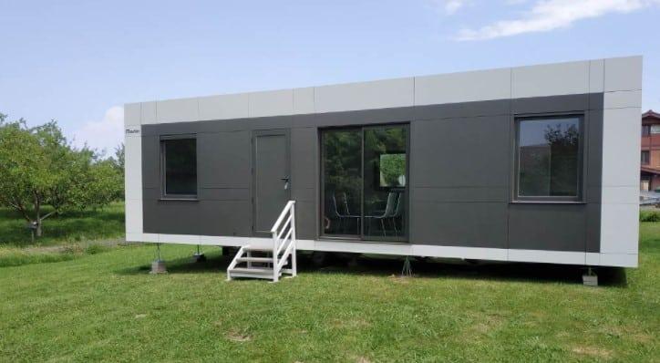 Casa modular modelo Paris