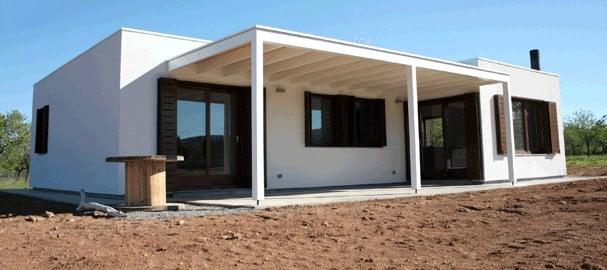 Casa modular modelo Argentina