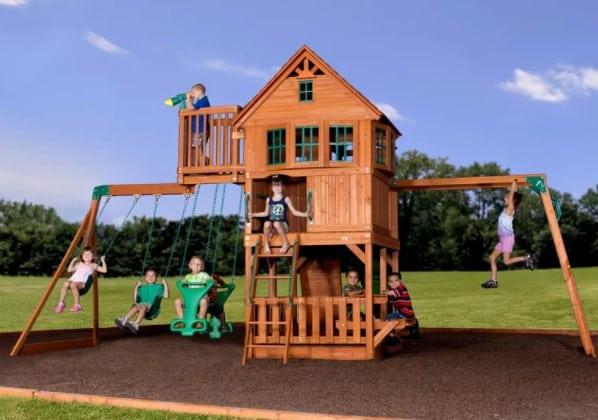 Casas Infantiles Avioncitos