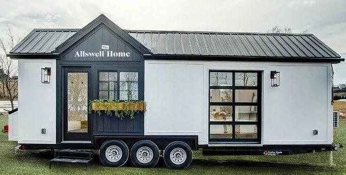 Mobile Home Bonsái
